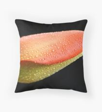 Tulp Throw Pillow