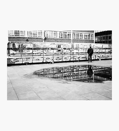 LONDON TRIP 35MM PT1 Photographic Print