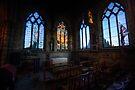 St Andrew's Church: Bye-Altar by Yhun Suarez