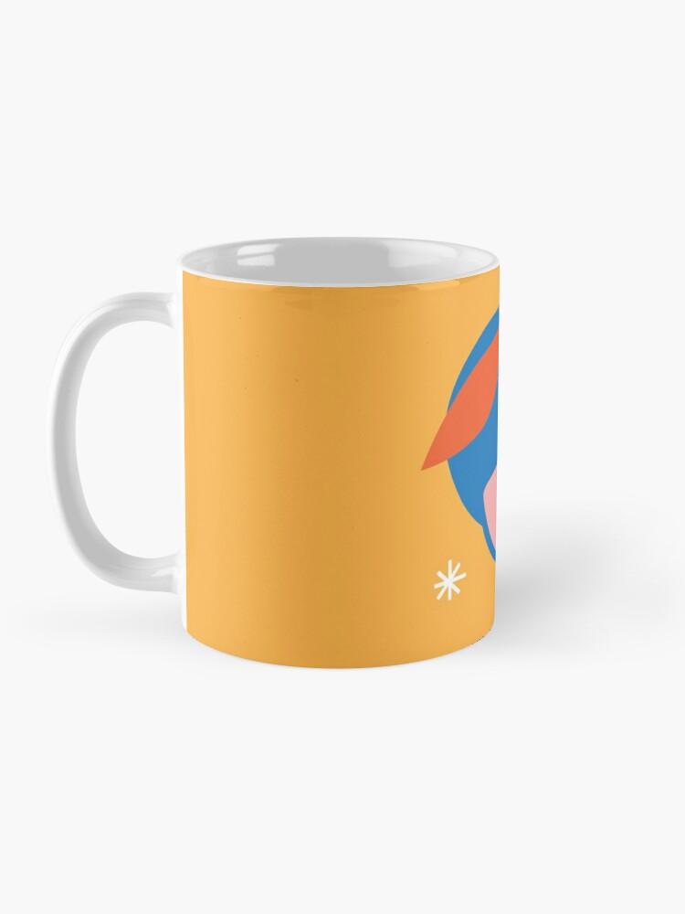 Alternate view of Peachy Mug