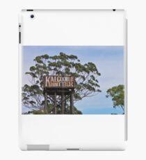 Kalgoorlie Bitter iPad Case/Skin