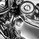 Motorcycle 24 by Joanne Mariol