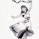 Gondola Dancer by Krystal Frazee
