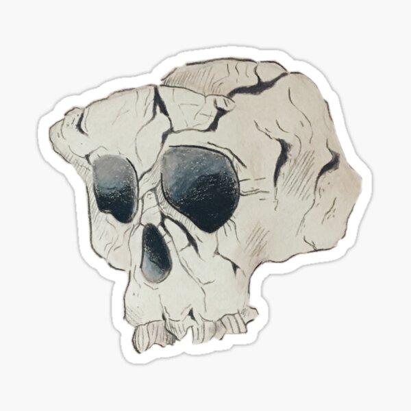 Sahelanthropus tchadensis Sticker