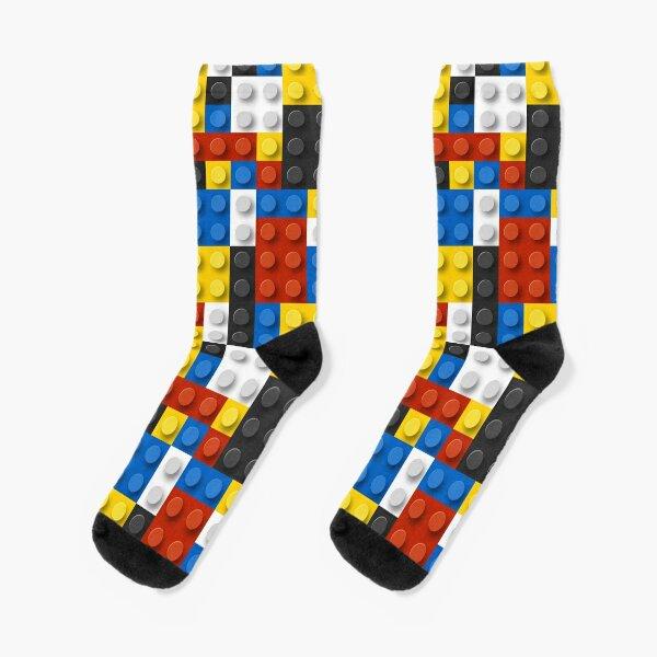 Mondrian blockiert die moderne Kunst von De Stijl Socken