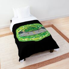 Your order in Rixty Minutes or Less Comforter