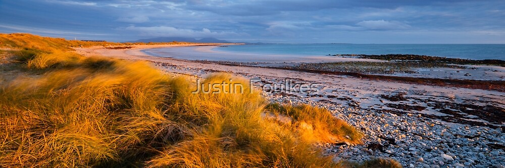 Benbecula, Outer Hebrides, Scotland by Justin Foulkes