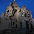 Montmartre by Kasia  Kotlarska