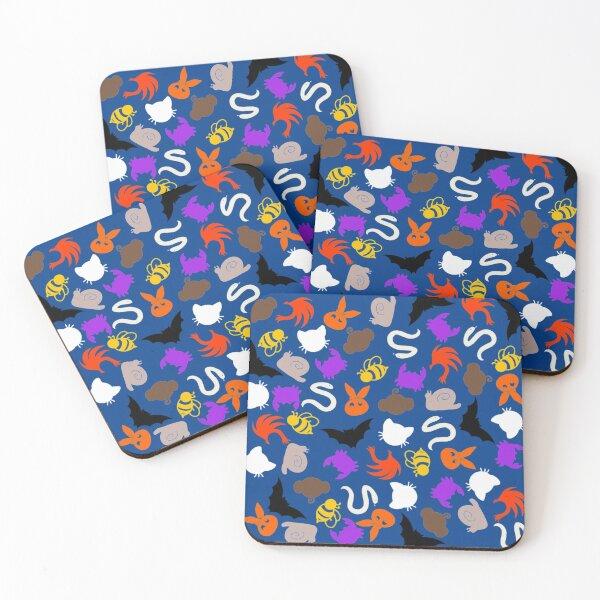 Monogatari - Oddity Collection Coasters (Set of 4)