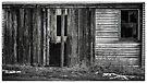 The Barn Door by Aaron Campbell