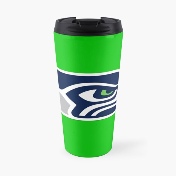 seattle seahawk  Travel Mug