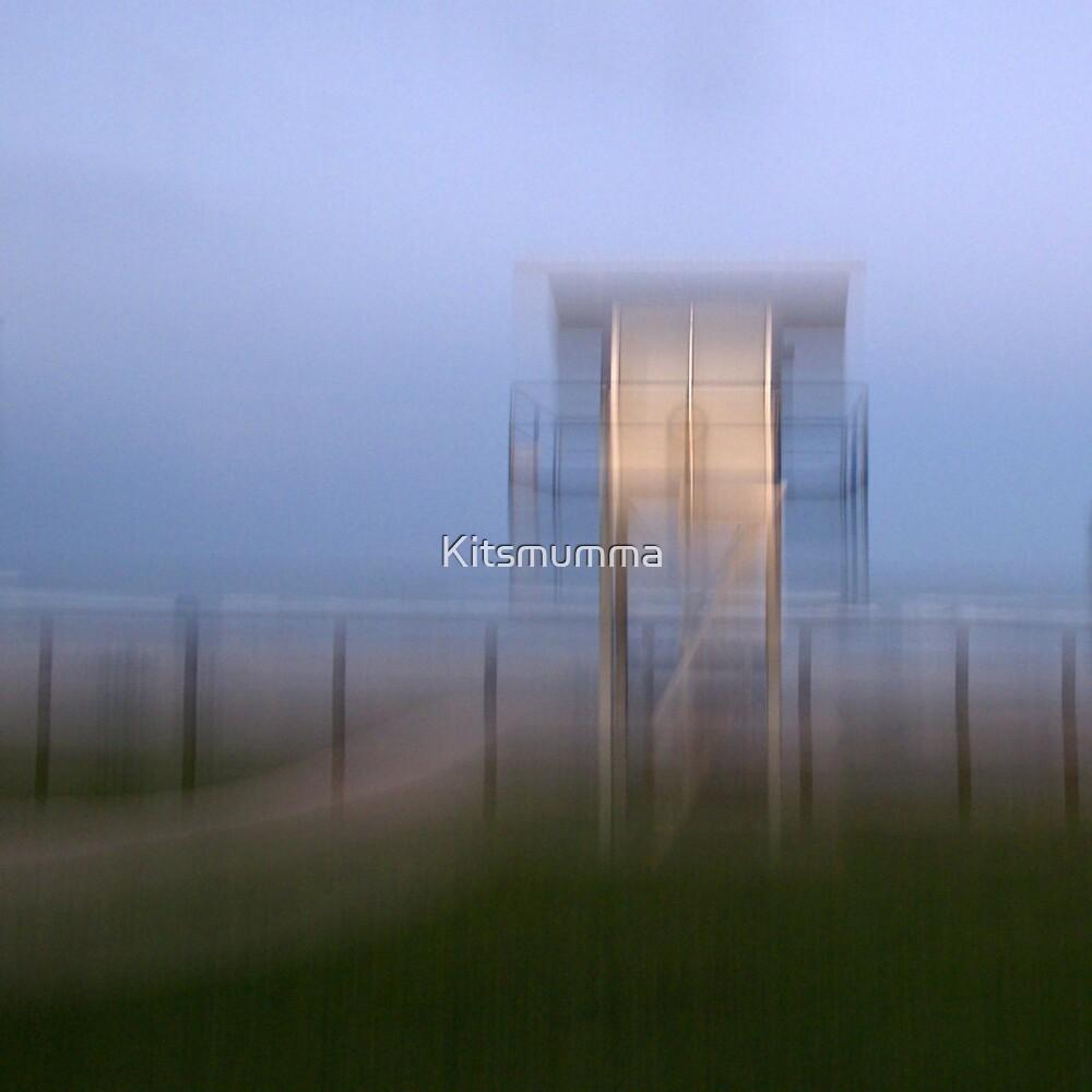 Surf Watch Tower, Rainbow Beach, Bonny Hills, NSW, Australia by Kitsmumma