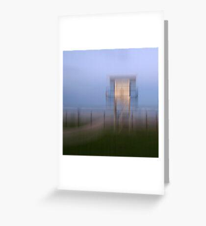 Surf Watch Tower, Rainbow Beach, Bonny Hills, NSW, Australia Greeting Card