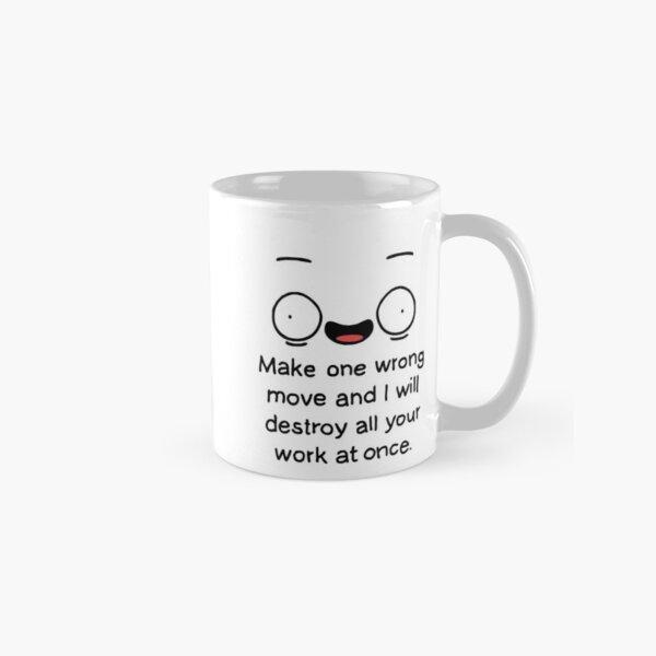 Mad Mug Classic Mug