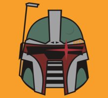 Cylon Fett -Color- Cylon x Boba Fett Mash-Up