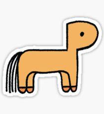 Rex Orange County Pony Sticker