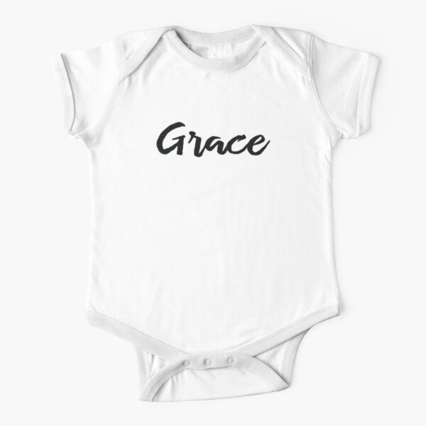Personalized Name Toddler//Kids Short Sleeve T-Shirt Im Gracie Hello World