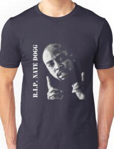 R.I.P. Nate Dogg 1969-2011 Unisex T-Shirt