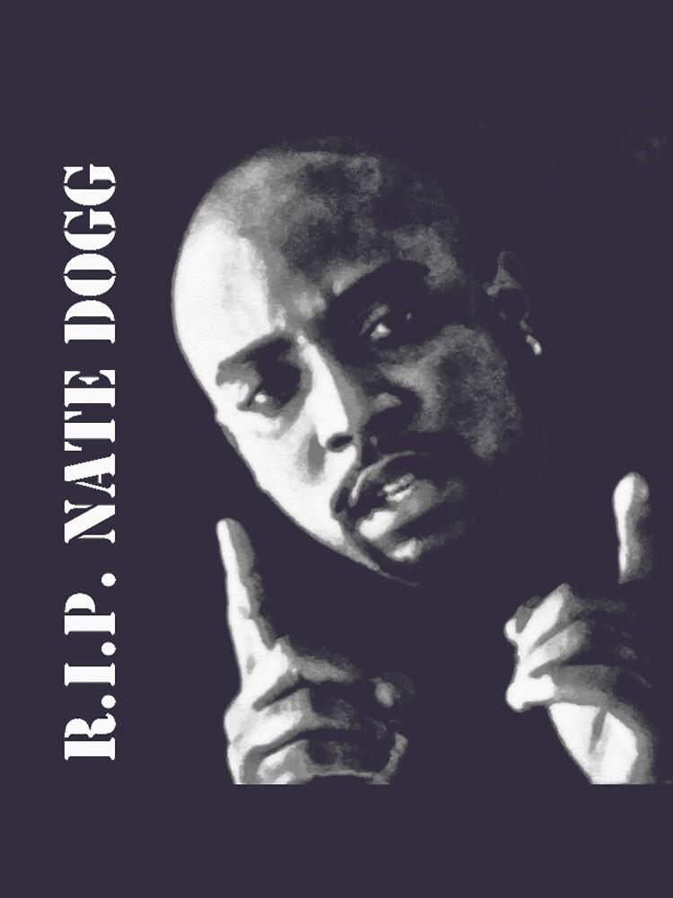 R.I.P. Nate Dogg 1969-2011 | Unisex T-Shirt