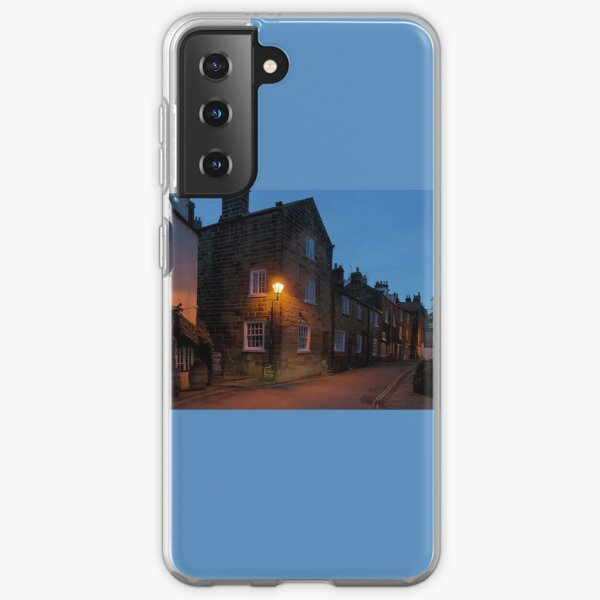 Robin Hoods Bay - Evening Glow Samsung Galaxy Soft Case