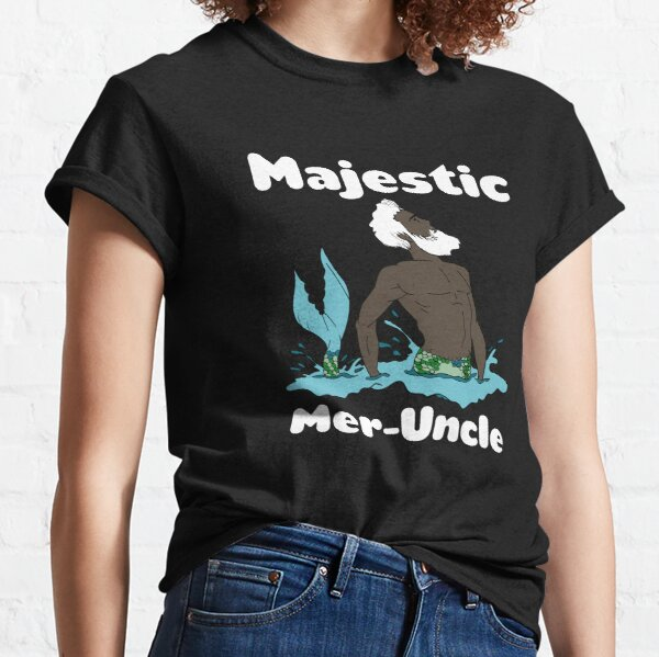 Majestic Ocean Wave in A Triangle Mens T-Shirt