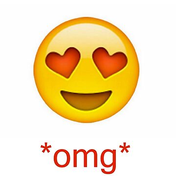 love heart eyes emoji  by staywithgrace