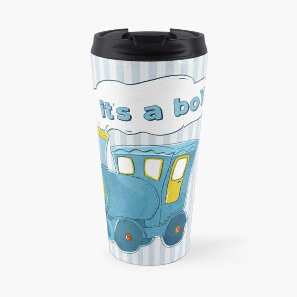 It's a  Boy Travel Mug