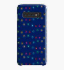 Christmas Lights Case/Skin for Samsung Galaxy