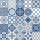 Portuguese Azulejos by PortugalRooster