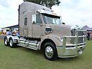 Freightliner Coronado by Joe Hupp