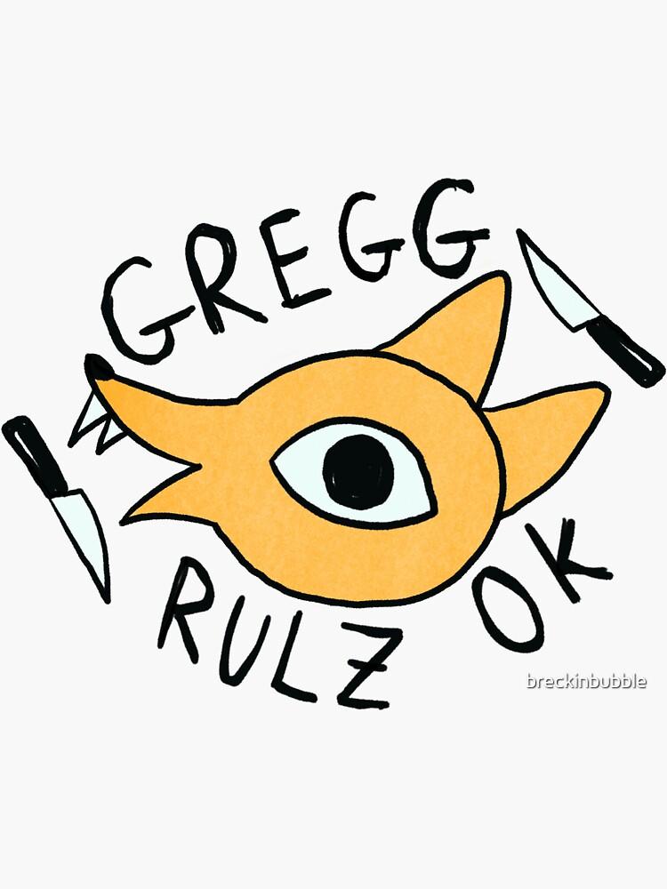 Gregg Rulz Ok by breckinbubble