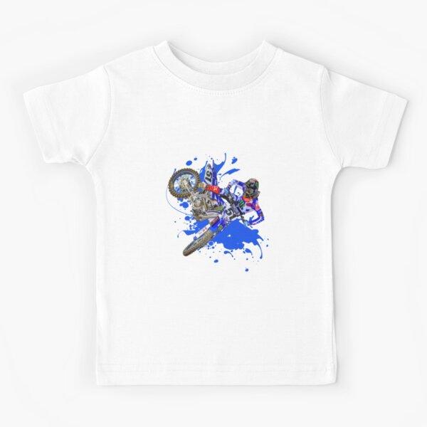Justin Barcia JB51 Bam Bam # 51 BamBam Motocross y Supercross Champion 51 Diseño de regalo Camiseta para niños