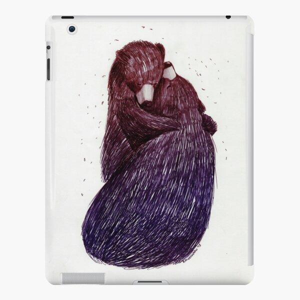 Bears in love iPad Snap Case