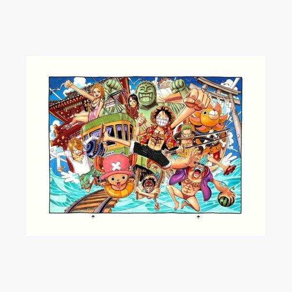 One Piece Impression artistique