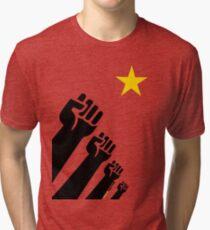 Commufist 2 Tri-blend T-Shirt