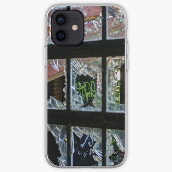 Broken Window  iPhone Soft Case
