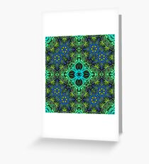 Cords Greeting Card