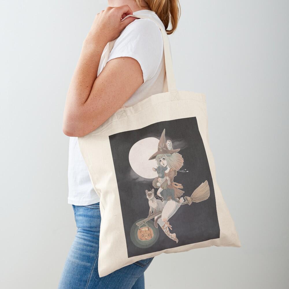 Happy Samhain 2019 Tote Bag