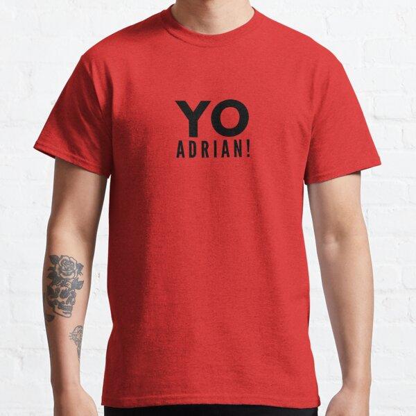 Balboa rocheux T-shirt classique