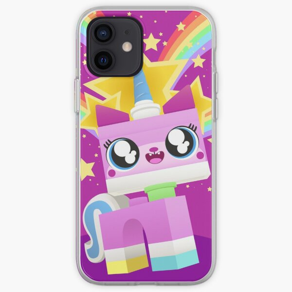 Princesa Unikitty YAY! Funda blanda para iPhone