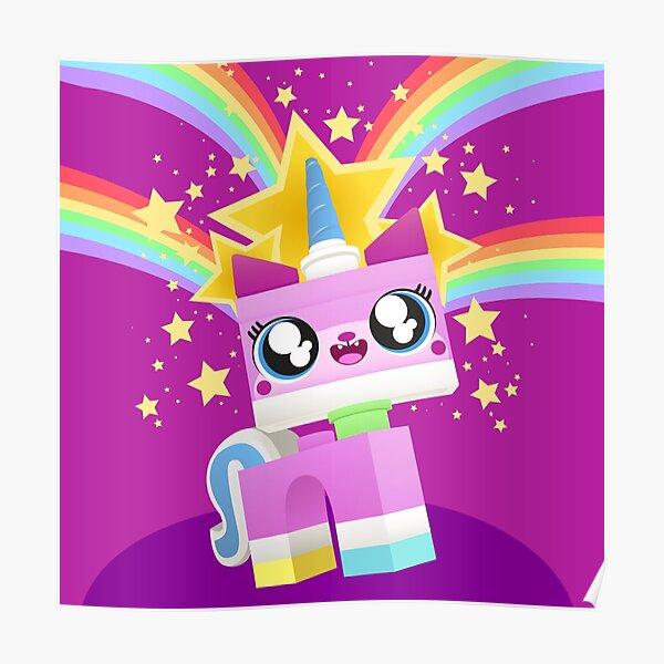 Princess Unikitty YAY! Poster