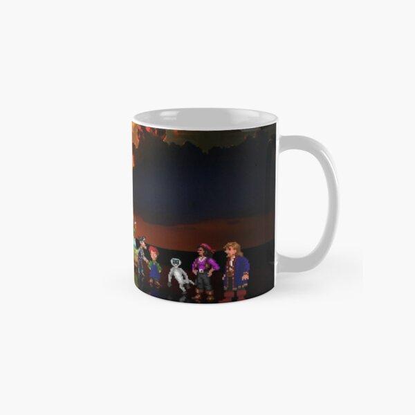 Secret of Monkey Island pixel art Classic Mug