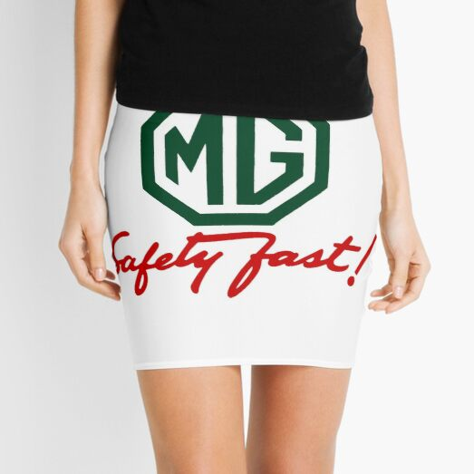 MG Safety Fast Mini Skirt