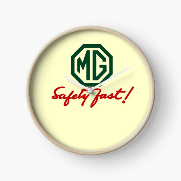 MG Safety Fast Clock