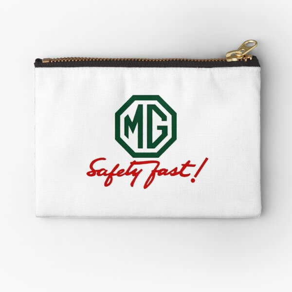 MG Safety Fast Zipper Pouch