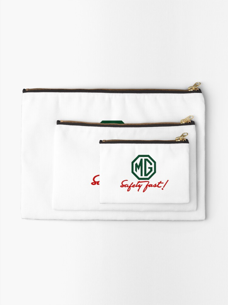 Alternate view of MG Safety Fast Zipper Pouch