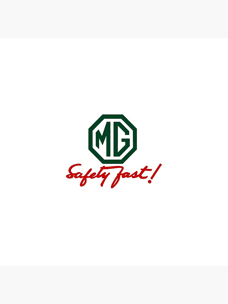 MG Safety Fast by JustBritish