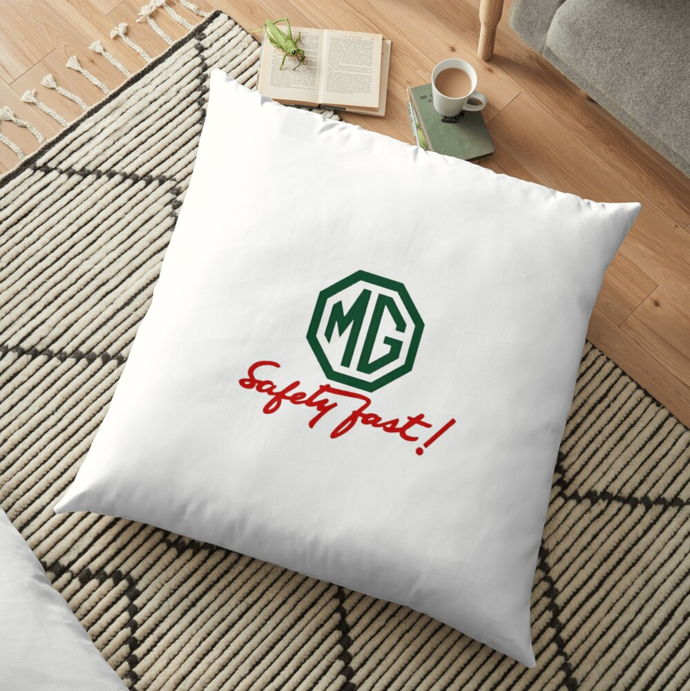 MG Safety Fast Floor Pillow