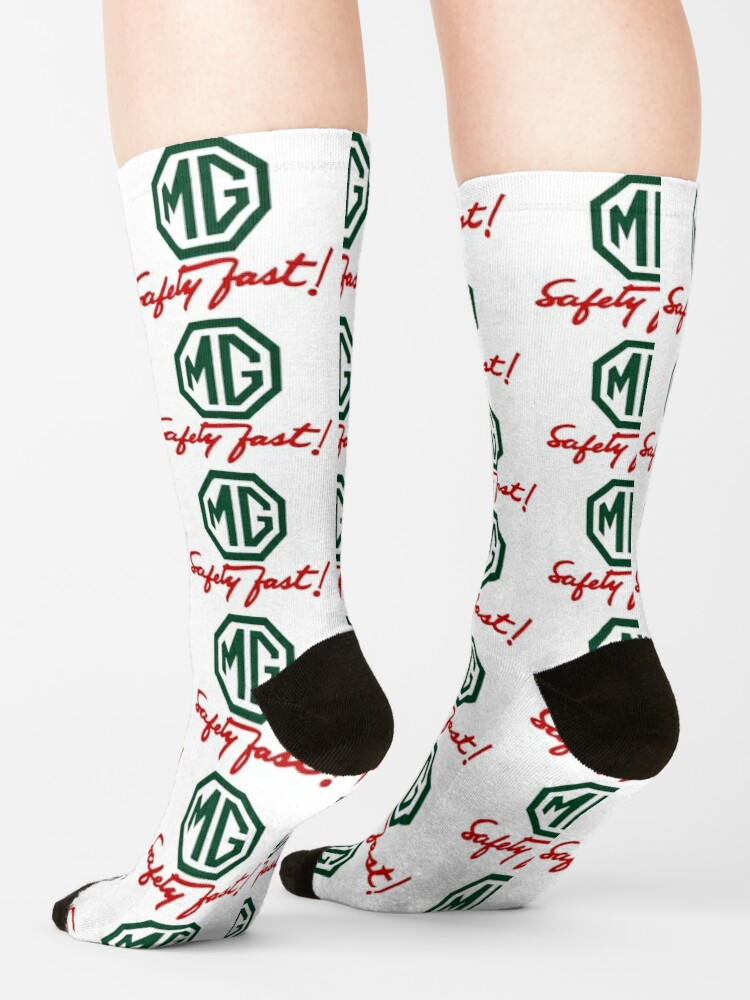 Alternate view of MG Safety Fast Socks