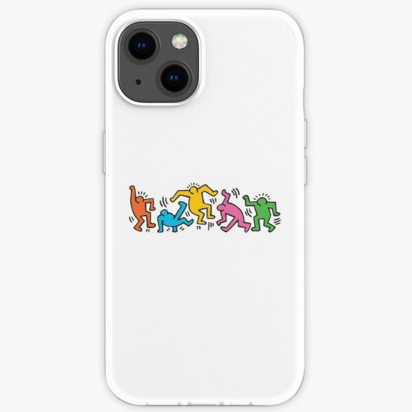 Together we can dance iPhone Soft Case